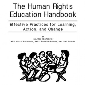 A Handbook on Human Rights Education