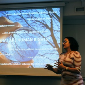 Con Lupa and the Danish Institute of Human Rights