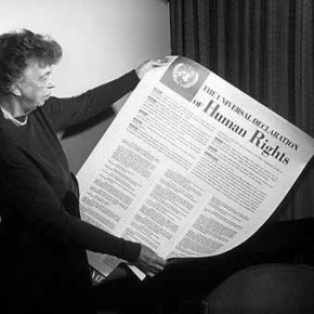 On the anniversary of the UDHR