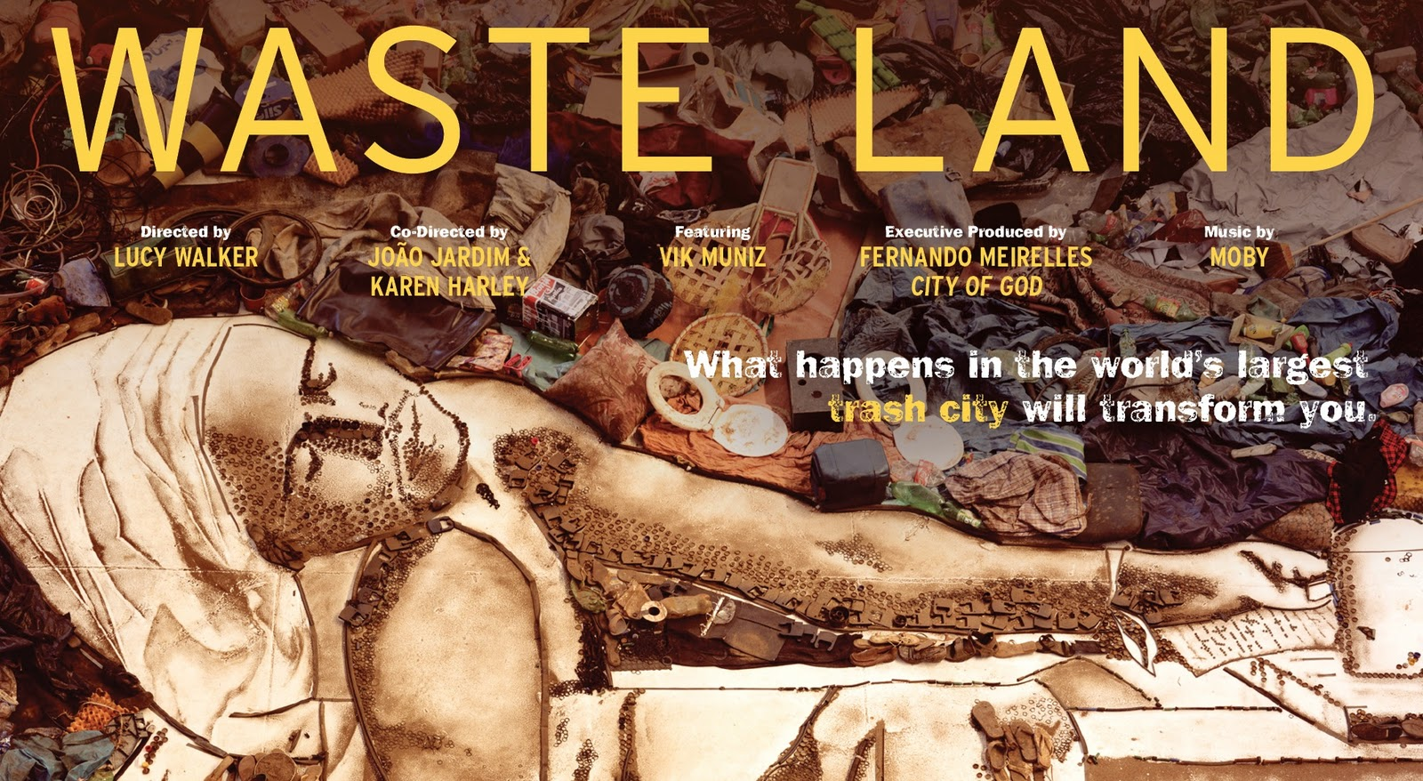 a film analysis of waste land The waste land study guide contains a biography of ts eliot, literature essays, a complete e-text, quiz questions, major themes, characters, and a full summary and.