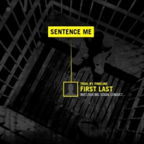 Let yourself be sentenced!